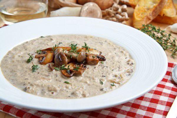 Суп из лисичек - рецепты с фото на Повар.ру (24 рецепта ...