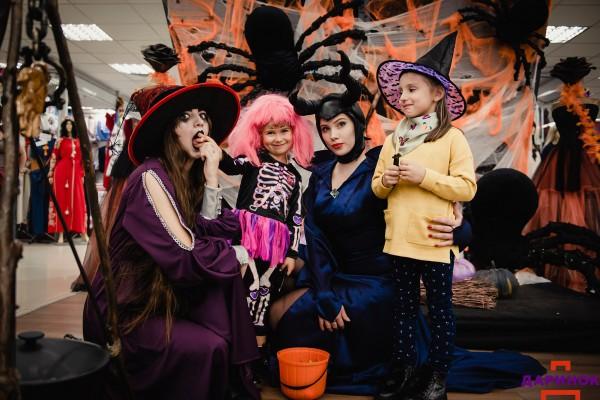 Halloween на Даринку