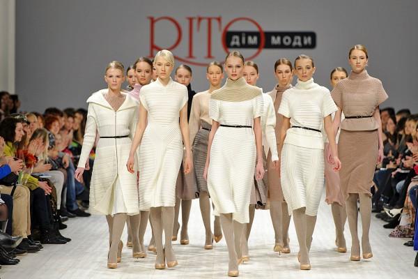 Модный трикотаж от Rito в коллекции осень-зима 2014-2015 - Тренды
