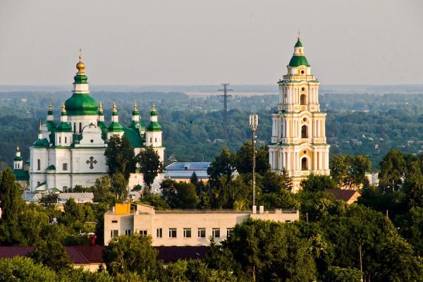 Чернигов удивит тебя большим количеством храмов и музеев