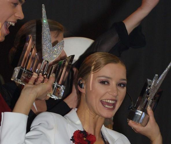 Marie N (Мария Наумова) – победитель Евровидения в 2002
