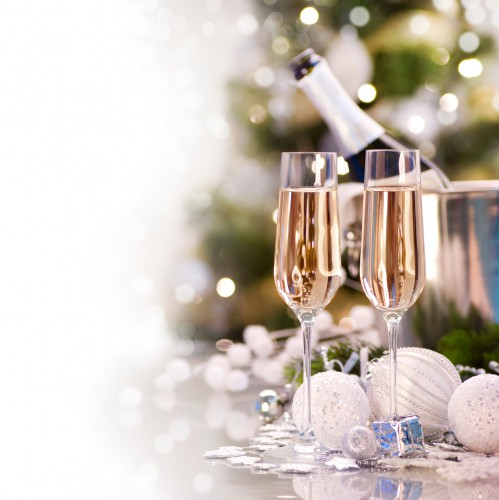 Новогодний тост за знакомство