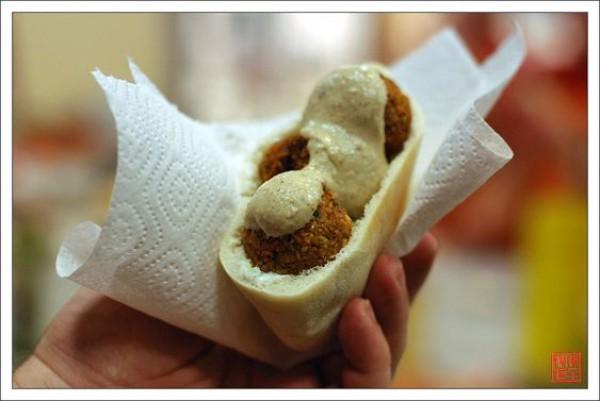 Фалафель из грибов с сыром: пошаговый рецепт