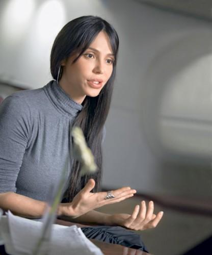 Оксана Григорьева потеряла очень много денег из-за судов с Гибсоном