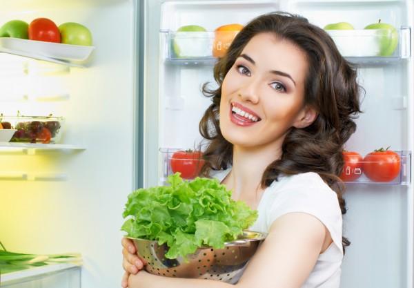 Чтобы стать стройнее, добавь в меню больше овощей и сократи потребление хлеба, риса и макарон
