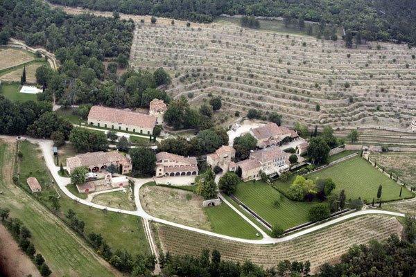 Замок Miraval Cabardes, Франция