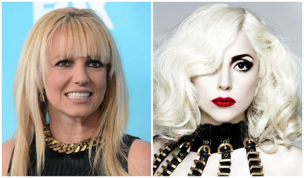 Бритни Спирс и Lady GaGa