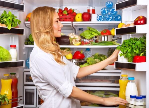 Убери вредную еду из зоны видимости