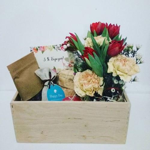 подарки на 8 марта маме картинки