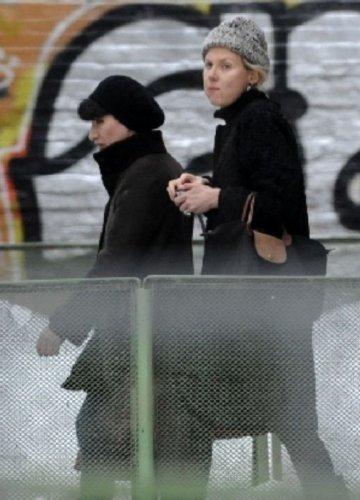 Рената Литвинова в обыденной жизни очень редко носит яркую одежду