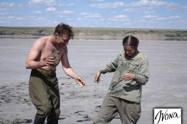 Съемки фильма Незламна проходили под Одессой
