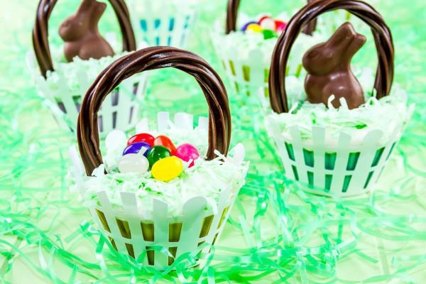 Детские пасхальные десерты