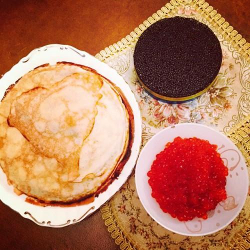 Виктория Боня показала свой завтрак