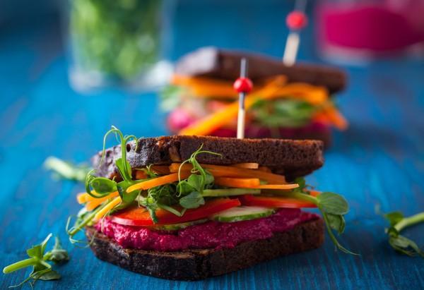 Сэндвичи для летнего пикника