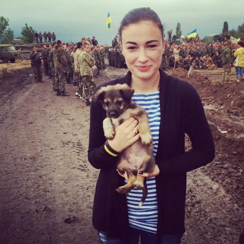 Анастасия Приходько высказала свое мнение о некоторых российских актерах
