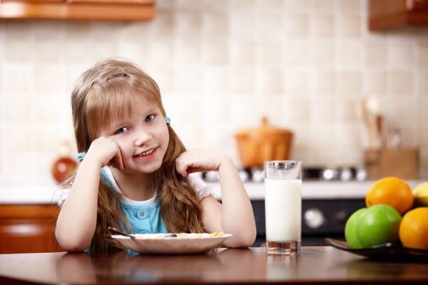 Ребенку понравится новое блюдо в его рационе