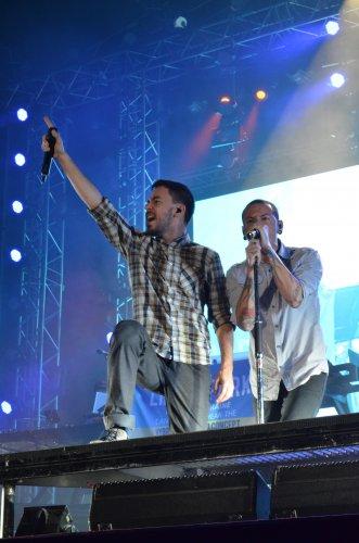 Linkin Park, Garbage, Бумбокс и O.Torvald выступили на возрожденном шестом фестивале ProstoRock 2012 в Одессе