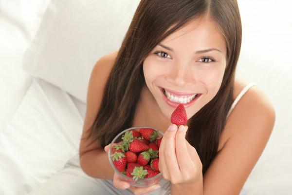 Клубничная диета поможет сбросить лишние килограммы