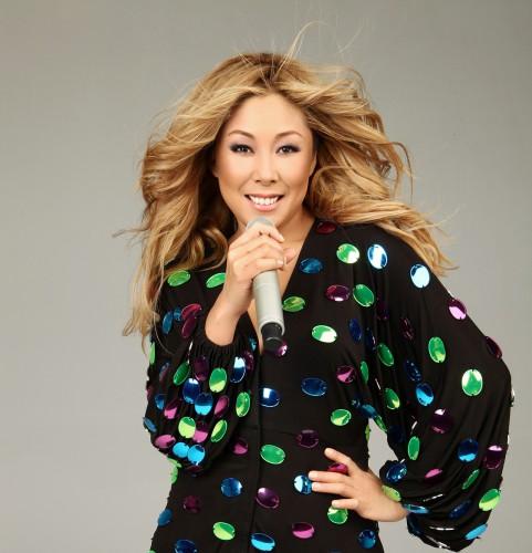 Российская певица Анита Цой