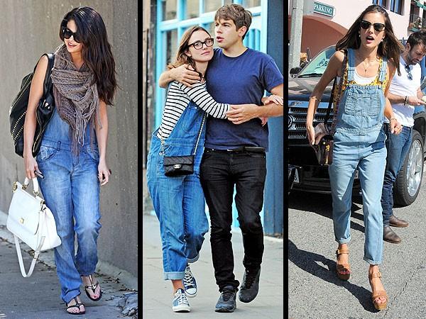 Как стильно одеваться: фото слева-направо певица Селена Гомез, актриса Кира Найтли с мужем, модель Алессандра Амбросио