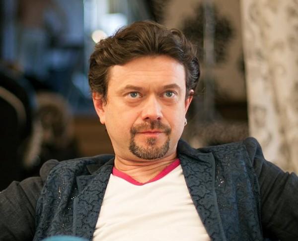 Украинский актер Остап Ступка