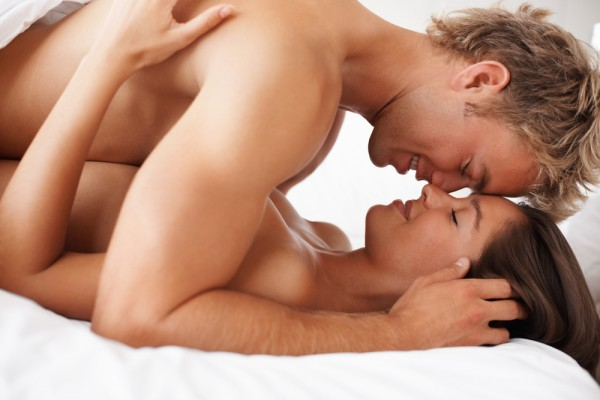 После секса желательно полежать