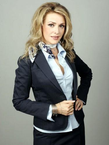Украинская актриса Ольга Сумская