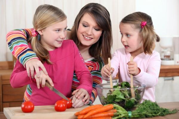Фото здорового питания для детей