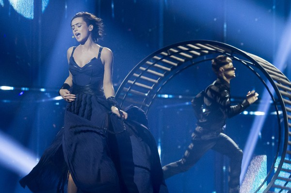Мария Яремчук откроет финал Евровидения 2014