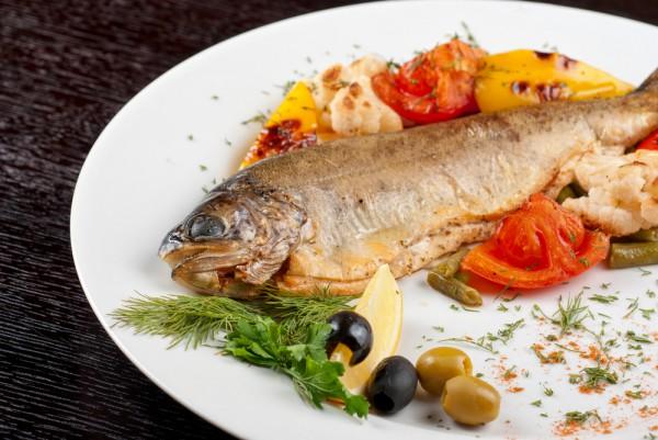 Рецепт                  Запеченная рыба по-итальянски