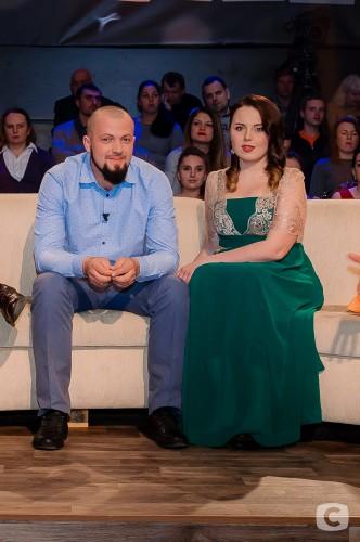 Таня и Юра Шпильки