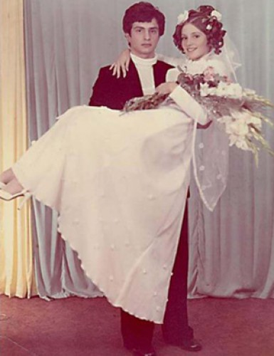 Свадебное фото Юлии и Александра Тимошенко