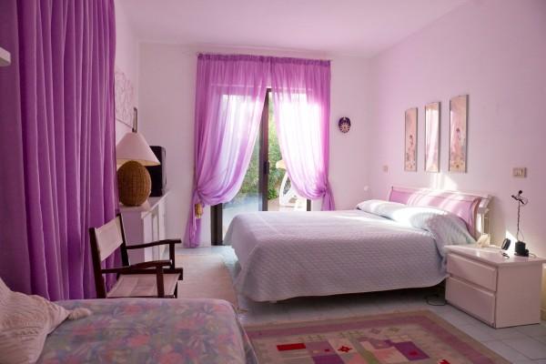 Цветовая гамма спальни