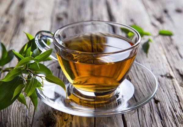 Зеленый чай содержит антиоксиданты
