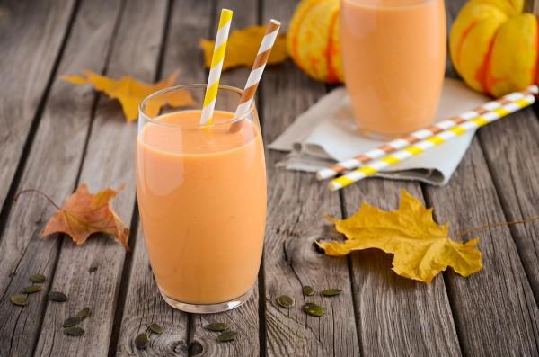 Осенний рецепт смузи