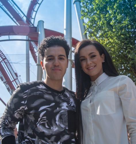Мария Яремчук и Басим