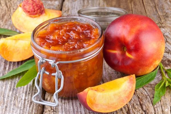 Вкусное варенье из персиков
