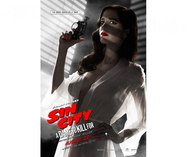 Рекламу фильма с Евой Грин запретили