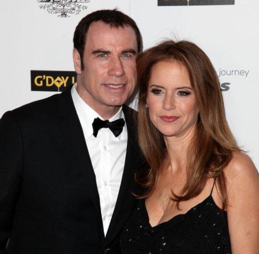Келли Престон и Джон Траволта прожили в браке 20 лет