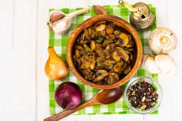 Постное блюдо с пошаговым приготовлением и 13