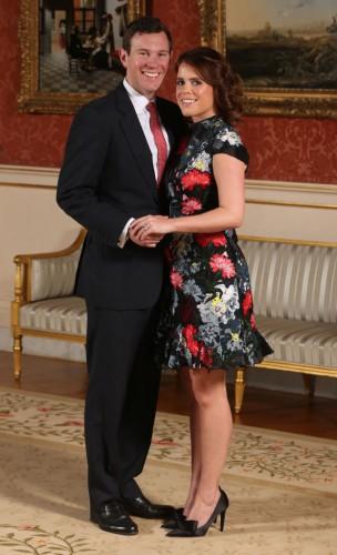 Принцесса Евгения и Джек Бруксбэнк