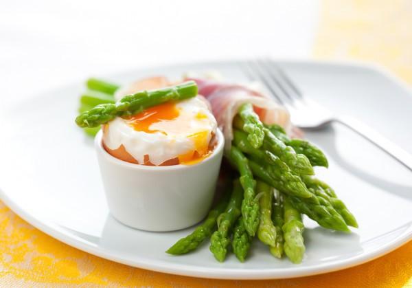 Яйца всмятку считаются диетическими
