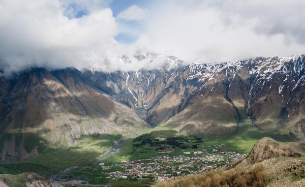 Горы – гордость Грузии