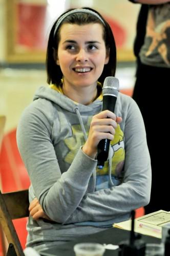 Катя Царик рассказала о сложностях работы с артистами