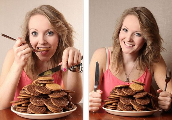 Британка изменила свою жизнь просто сказав нет шоколадному печенью