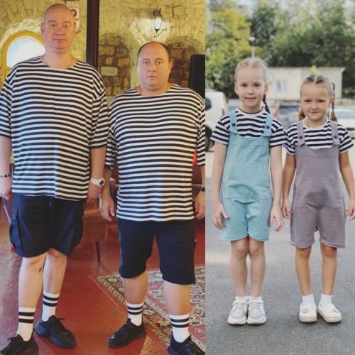 Кошевой и Ткач показали забавные фото с дочерями
