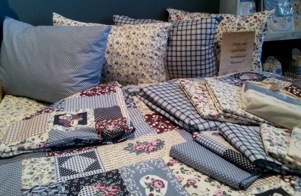 Комплект постельного белья от ТМ Прованс из коллекции Пэчворк
