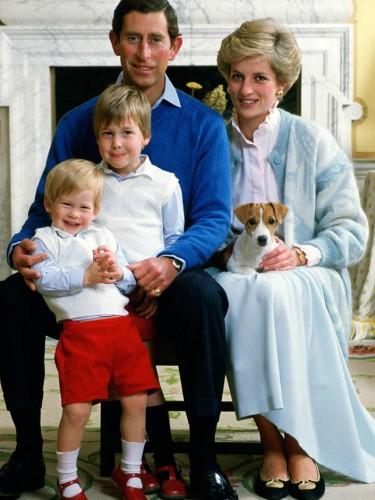 Принцесса Диана всегда ставила семью на первое место в жизни