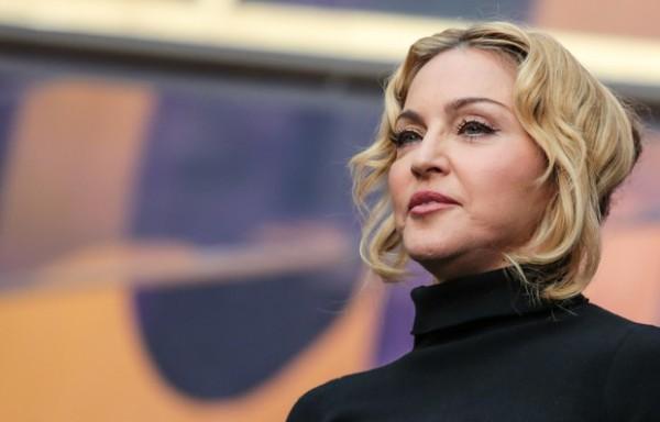 Мадонна снова выступит в Киеве
