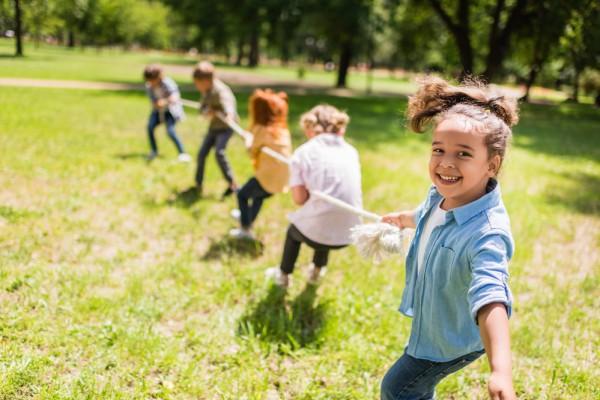 Фитнесс смена для детей в лагере